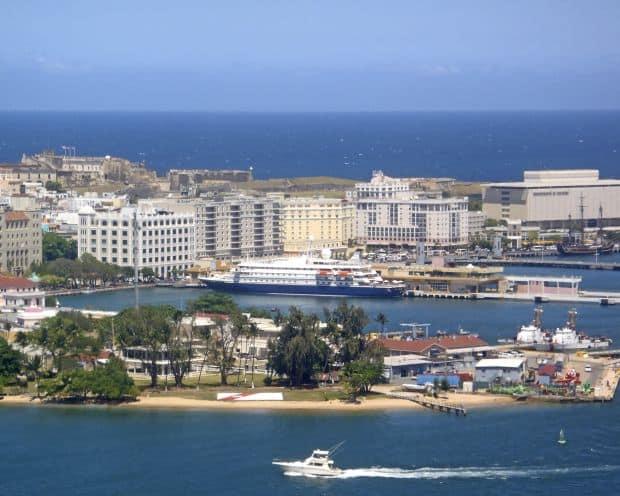 caraibe 8 orase fantastice din Caraibe san juan