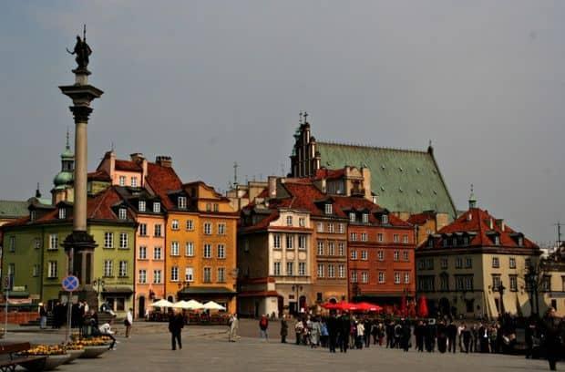 varsovia 20 de lucruri de vazut si facut in Varsovia varsovia orasul vechi