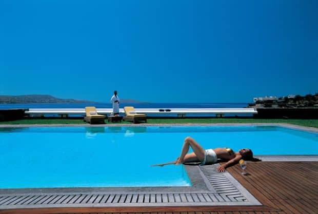 Paradisul pe pamant: Vila Royal din Grand Resort Lagonissi 1