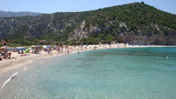 plaje sardinia Cele mai frumoase plaje din Sardinia Cala Luna