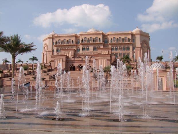 Cele mai scumpe hoteluri din lume Emirates Palace