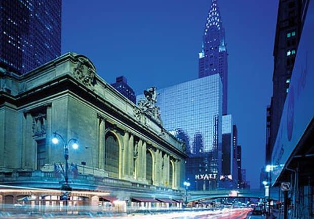 Cele mai scumpe hoteluri din lume Grand Hyatt Hotel New York 1