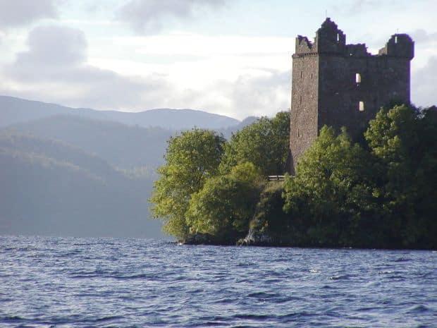 Scotia Top 10 atractii turistice in Scotia Loch Ness