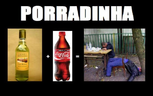 bauturi braziliene Descopera bauturile traditionale braziliene! Porradinha