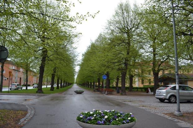 Norrköping Pentru delicii suedeze: orasul Norrkoping S  dra Promenaden