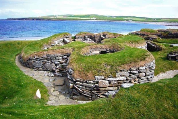 Scotia Top 10 atractii turistice in Scotia Skara Brae