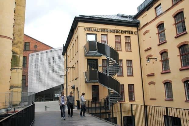 Norrköping Pentru delicii suedeze: orasul Norrkoping Visualiseringscenter