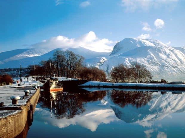 Scotia Top 10 atractii turistice in Scotia ben nevis
