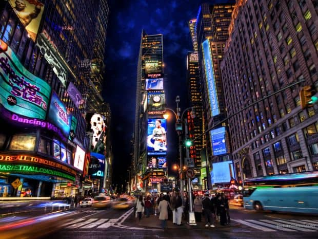 Sfaturi pentru fotografierea orasului in miscare city
