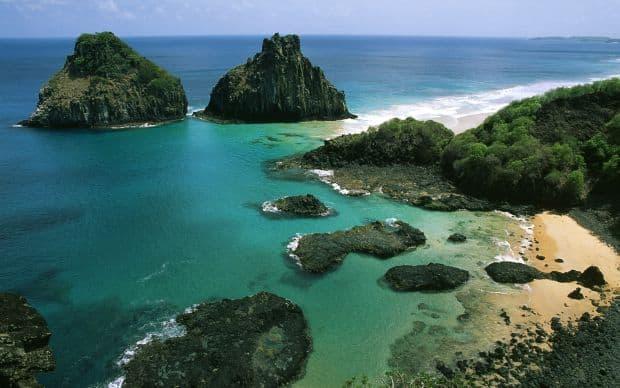Brazilia Top 10 atractii turistice din Brazilia fernando de noronha