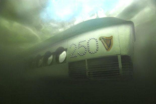 Primul bar subacvatic din lume, dedicat berii Guinness guinness1