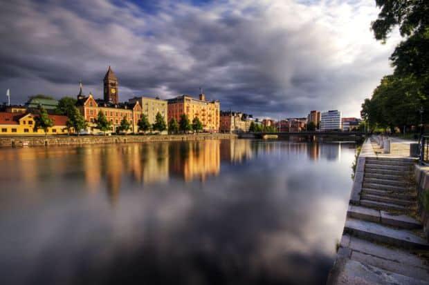 Norrköping Pentru delicii suedeze: orasul Norrkoping norrkoping