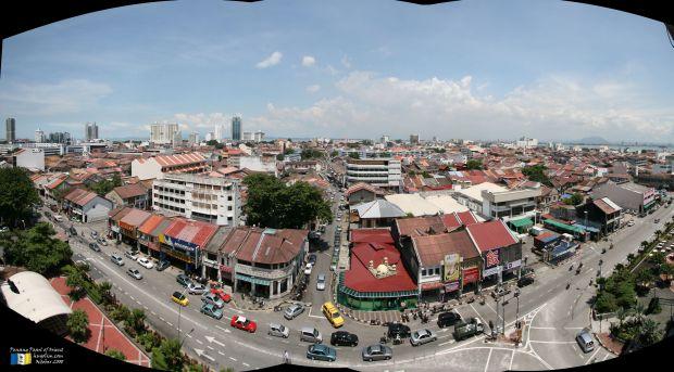 Sfaturi pentru fotografierea orasului in miscare panorama