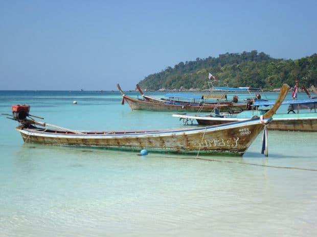 Un periplu in Paradis: insulele Thailandei Ko Tarutao