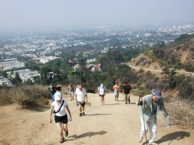 los angeles 10 lucruri pe care le poti face in Los Angeles Runyon Canyon