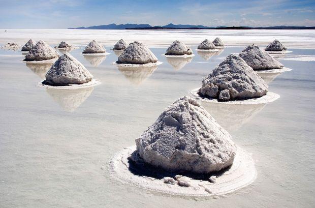 Bolivia - cele mai tari atractii turistice Salar de Uyuni