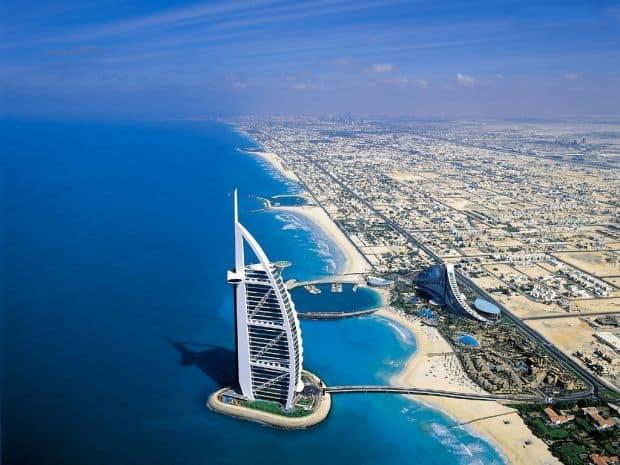 Burj Al Arab, cel mai scump hotel de 7 stele din lume burj1