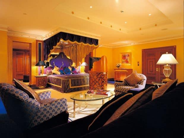 Burj Al Arab, cel mai scump hotel de 7 stele din lume burj5