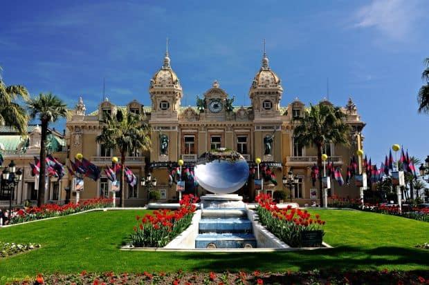monaco Cum sa petreci 24 de ore in Monaco cazino monaco