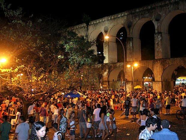 rio de janeiro 10 lucruri pe care le poti face in Rio de Janeiro pe bani putini lapa