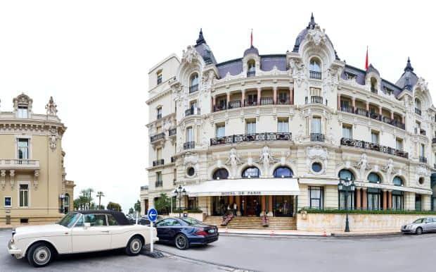 monaco Cum sa petreci 24 de ore in Monaco monaco hotel de paris