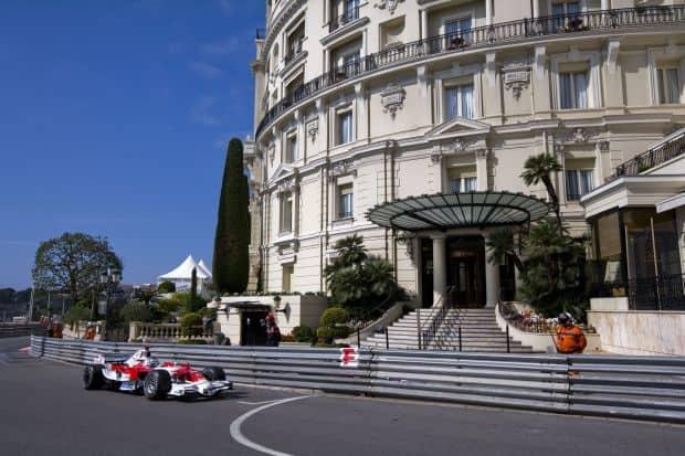 monaco Cum sa petreci 24 de ore in Monaco monte carlo f1