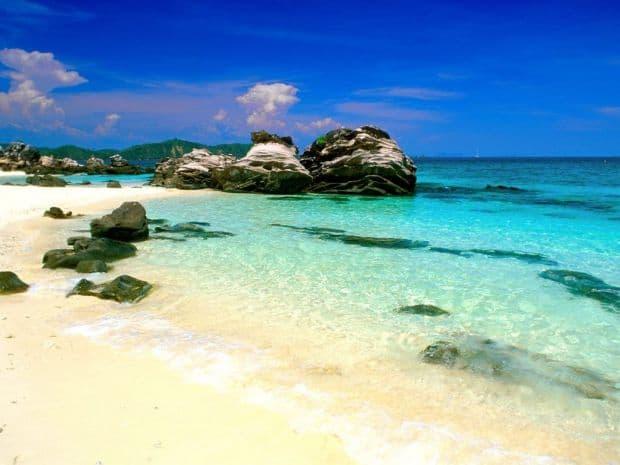 Un periplu in Paradis: insulele Thailandei phuket