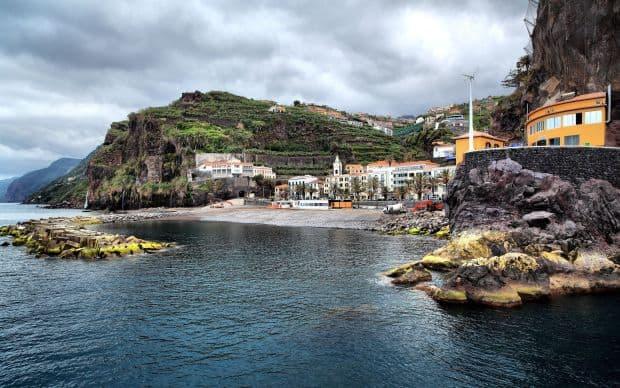 madeira Magica insula Madeira ponta do sol