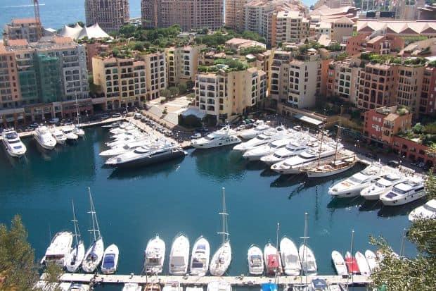 monaco Cum sa petreci 24 de ore in Monaco port monaco