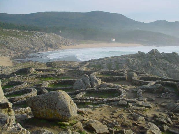Galicia Galicia, regiunea spaniola de o frumusete desavarsita Castro de Barona