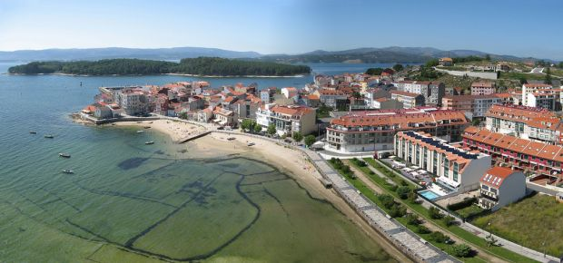 Galicia Galicia, regiunea spaniola de o frumusete desavarsita Rias Baixas