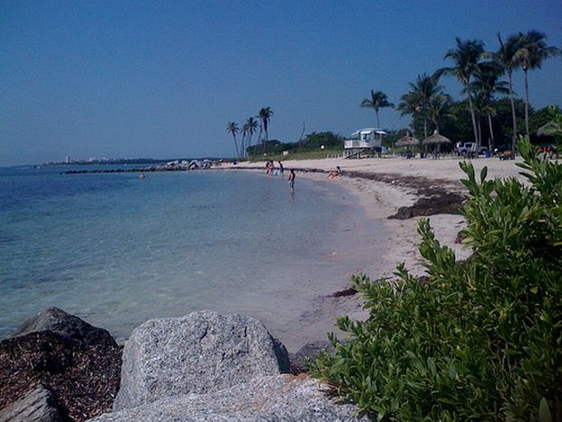 plaje miami 5 plaje fantastice din Miami Virginia Key