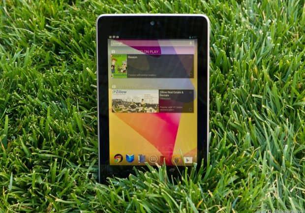 Google Nexus 7 - o tableta pentru calatori gn7