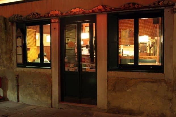 restaurante venetia Restaurante cool in Venetia la zucca