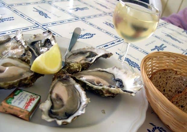 corsica Corsica si deliciile ei culinare Huitres