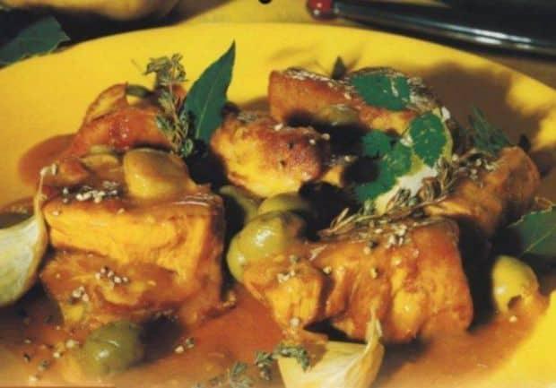 corsica Corsica si deliciile ei culinare Veau aux olives