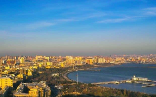 Azerbaidjan: trei zile in capitala Baku Azerbaidjan: trei zile in capitala Baku baku