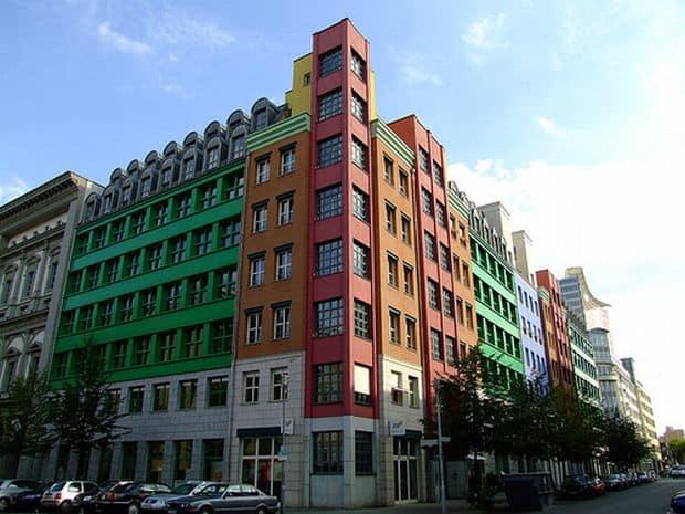 Sapte destinatii ideale pentru iubitorii de arta berlin arhitectura