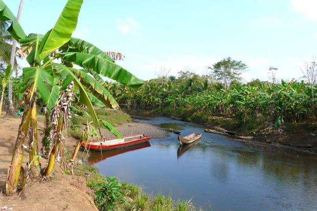Panama Panama - o destinatie exotica si surprinzator de bogata darien