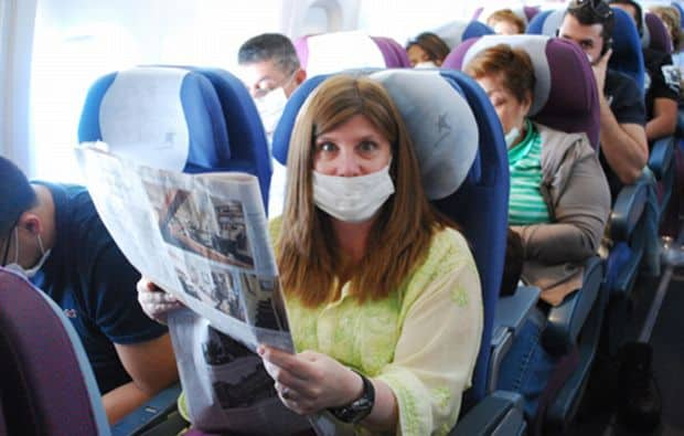 cum sa eviti sa te imbolnavesti in avion Cum sa eviti sa te imbolnavesti in avion flu