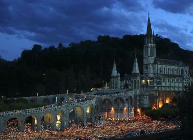 Lourdes O vizita in Lourdes lourdes