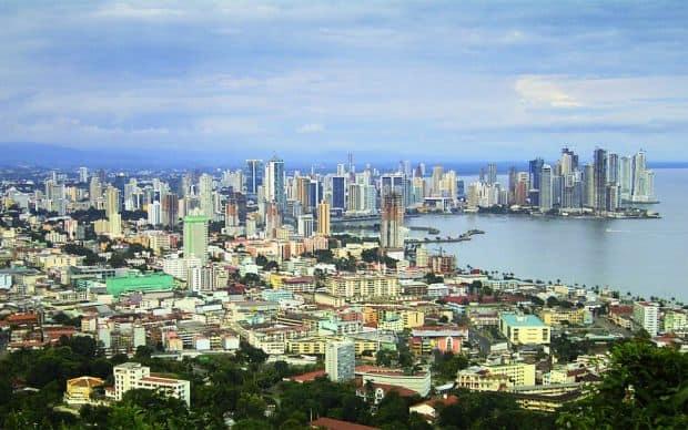 Panama Panama - o destinatie exotica si surprinzator de bogata panama city