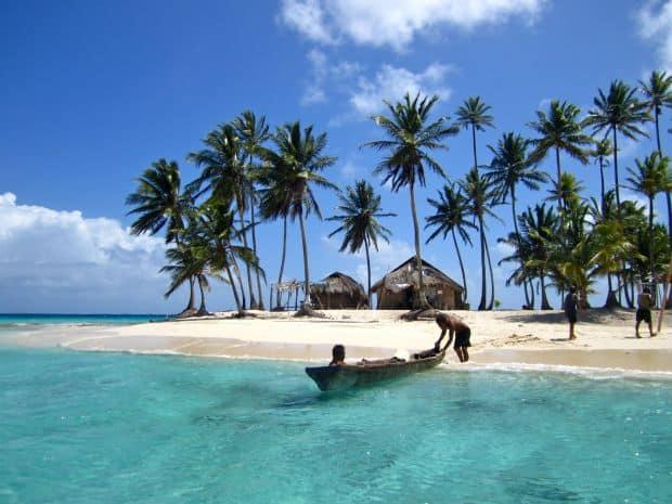 Panama Panama - o destinatie exotica si surprinzator de bogata san blas