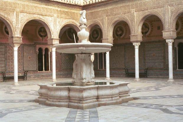 sevilla Sevilla, orasul palatelor Casa de Pilatos