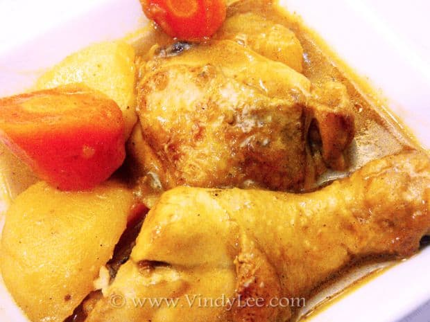 Retetele lumii: festin indonezian cu chef Vindy Lee ChickenCurry