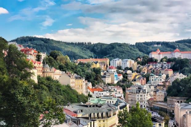 karlovy vary Karlovy Vary si cultura vibranta a Boemiei de Vest Karlovy Vary 1