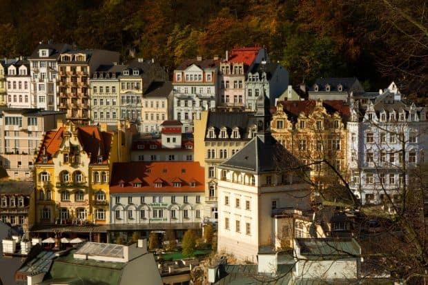 karlovy vary Karlovy Vary si cultura vibranta a Boemiei de Vest Karlovy Vary 2