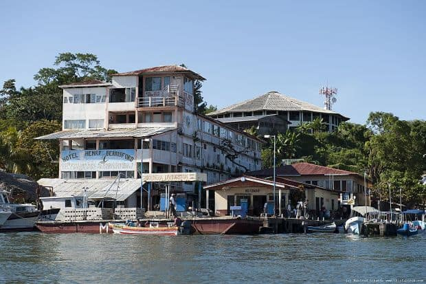 Guatemala Top 10 atractii turistice din Guatemala Livingston
