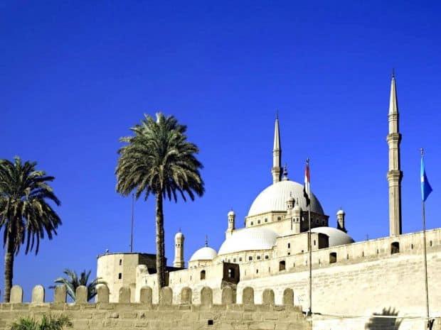 Cairo Minighid: esentialul despre Cairo (1) Mosque of Muhammad Ali Citadel Cairo Egypt