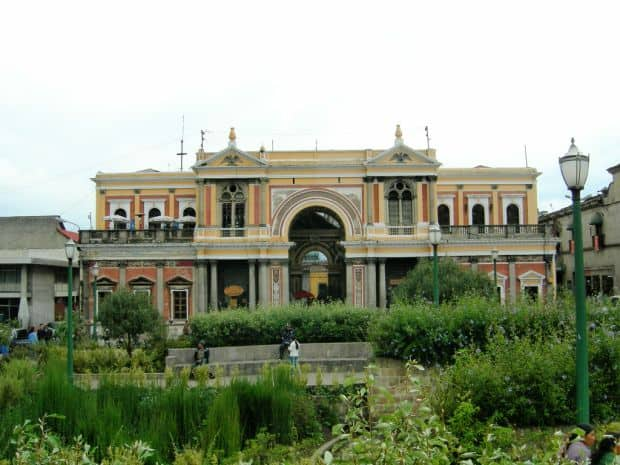 Guatemala Top 10 atractii turistice din Guatemala Quetzaltenango1